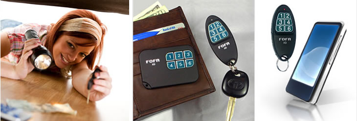 Key & Wallet Finders